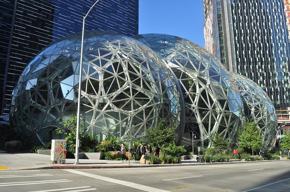 Amazonシアトル本社