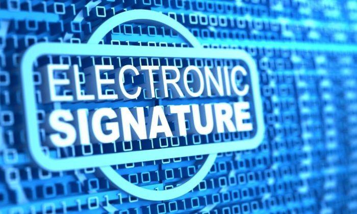電子サイン、電子署名|DX推進のカギとなるか?足かせとなるか?
