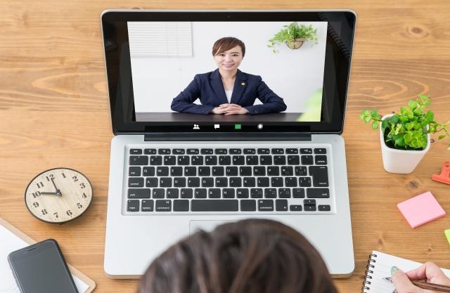 Web面接で人材採用を効率化