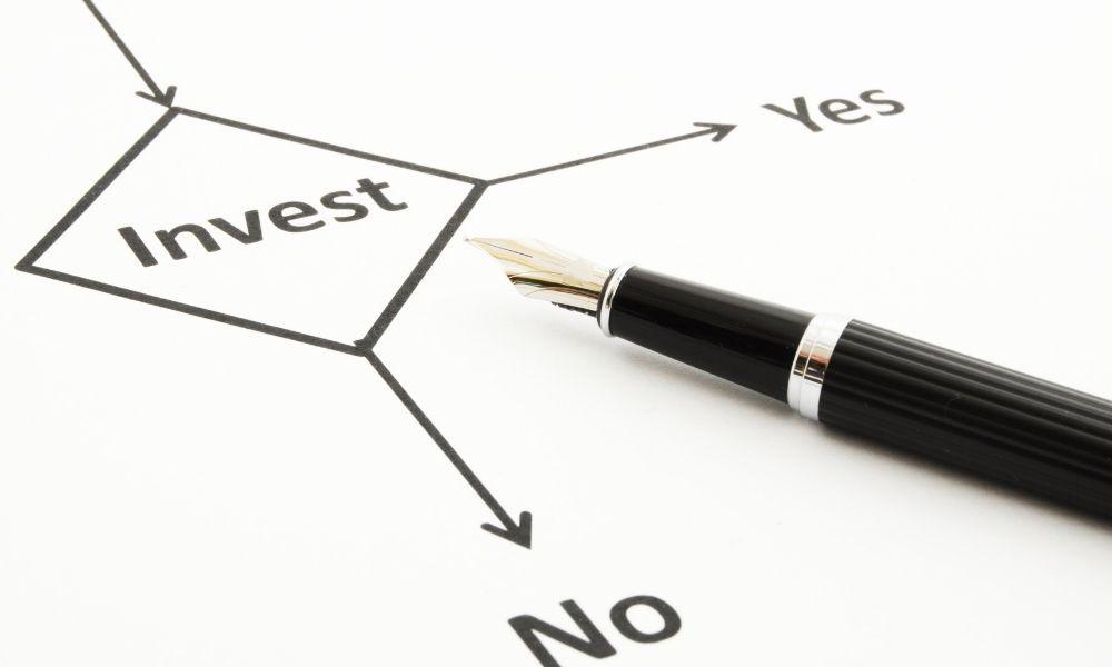自社にとって最適な投資先を見つけることが大切