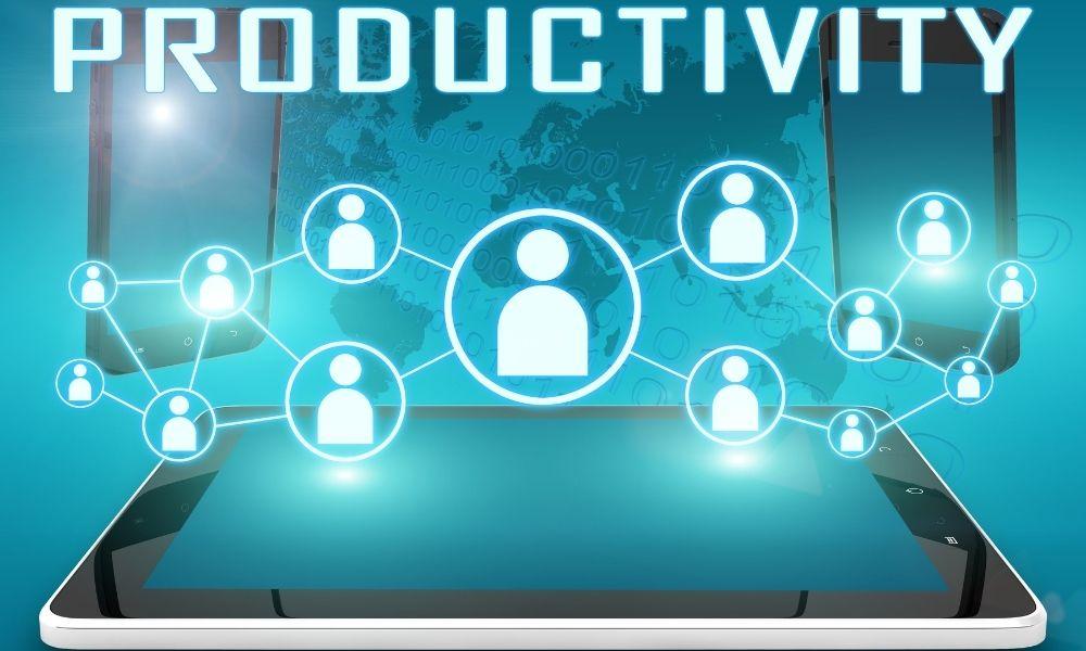 関連業務の生産性向上